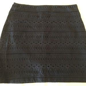 Gap Skirt, Navy, Size 4